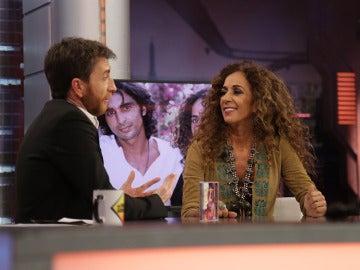 Rosario recuerda con cariño a su hermano Antonio Flores en 'El Hormiguero 3.0'