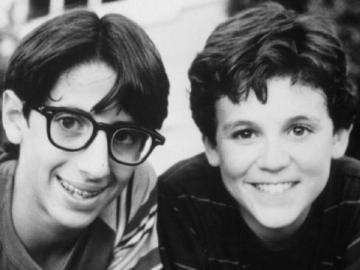Fred Savage y Josh Saviano, los protagonistas de 'Aquellos maravillosos años'