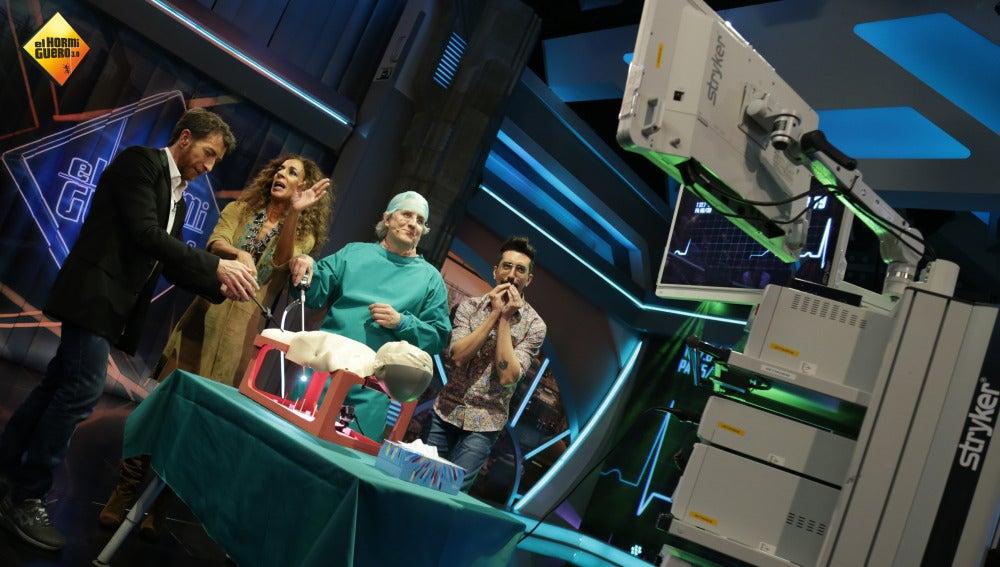Descubre cómo se hace una laparoscopia