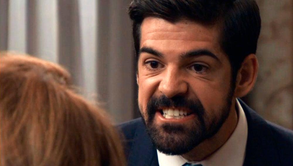 Alonso se enfrentará a su madre por la paternidad del niño de Olga