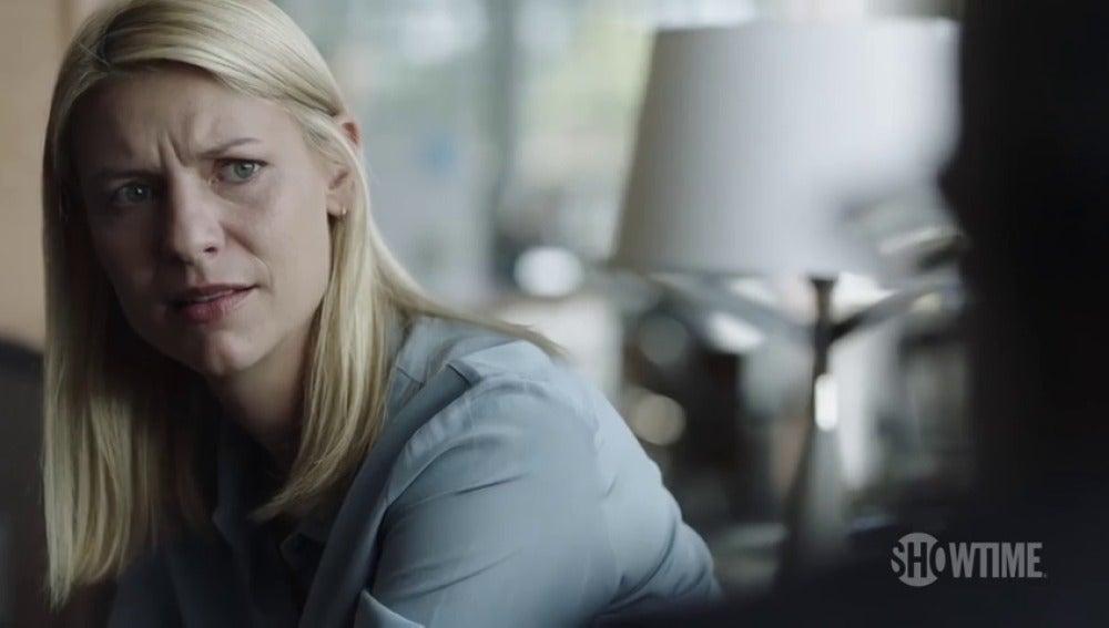 Frame 61.140854 de: 'Homeland' regresa a Estados Unidos en el primer avance de la sexta temporada