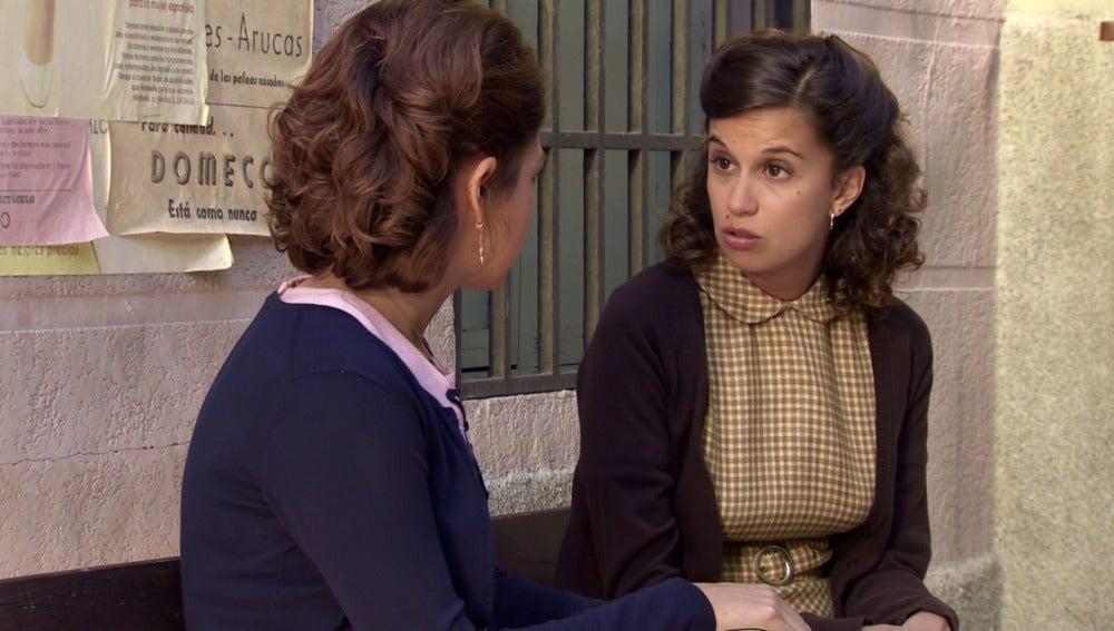 Beatriz no se siente preparada para ver a Benito