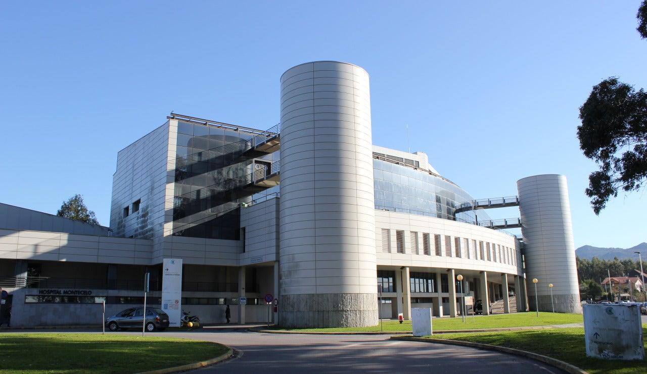Hospital Montecelo, en Pontevedra