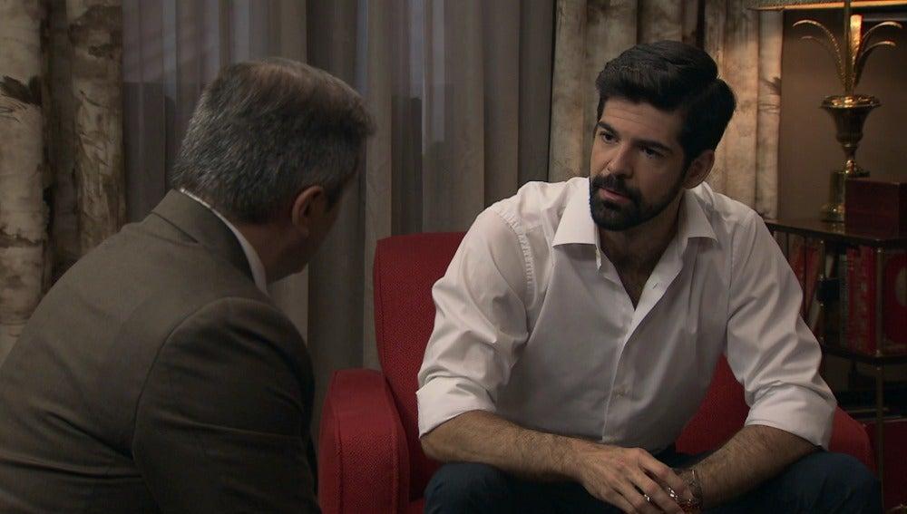 ¿Se casará Alonso con Marta por su dinero?