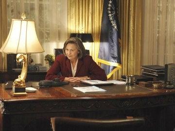 Seguirá siendo ficción: presidentas de EEUU en la pequeña pantalla