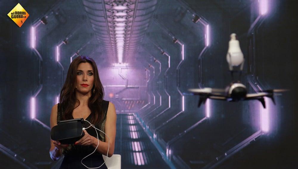 Pilar Rubio no logra superar su reto semanal en 'El Hormiguero 3.0'