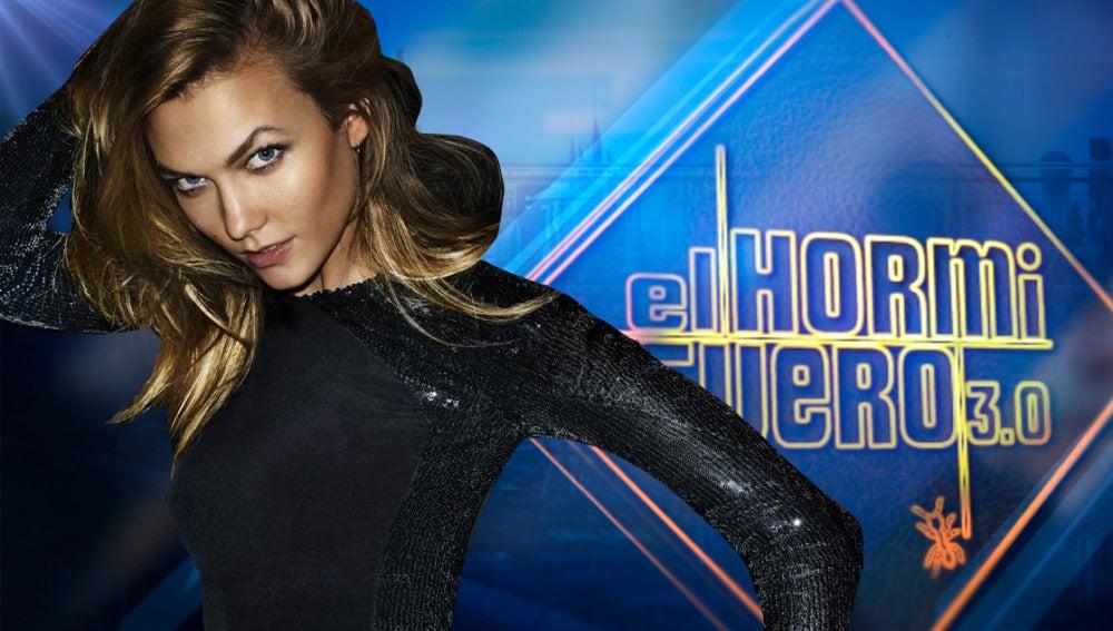 La modelo internacional Karlie Kloss visitará 'El Hormiguero 3.0' el lunes