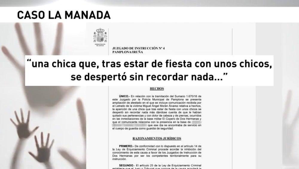 Un procesado de 'La Manada' por la violación múltiple de sanfermines, investigado por abusos en Sevilla