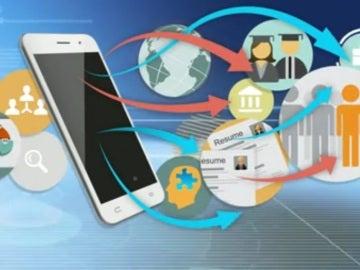 Tres de cada cuatro búsquedas de empleo se hacen con el móvil