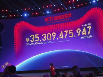 Presentación de ventas de Alibaba