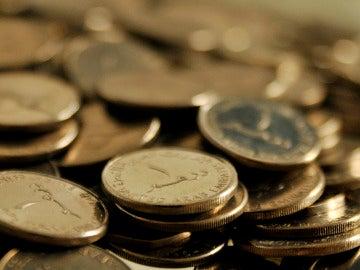 Varias monedas de dirham