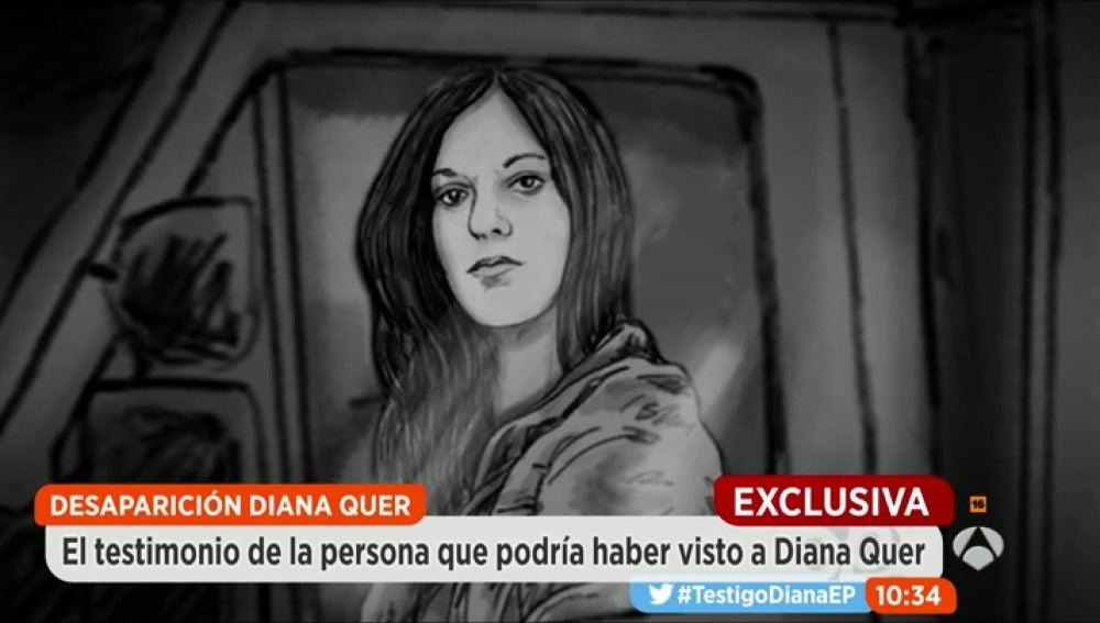 Antena 3 tv el testimonio de los testigos que vieron a for Espejo publico diana quer
