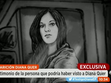 """Frame 165.90831 de: El testimonio de los testigos que vieron a Diana Quer en una caravana la noche de su desaparición: """"¿Te has fijado?, ¡Qué raro!"""""""