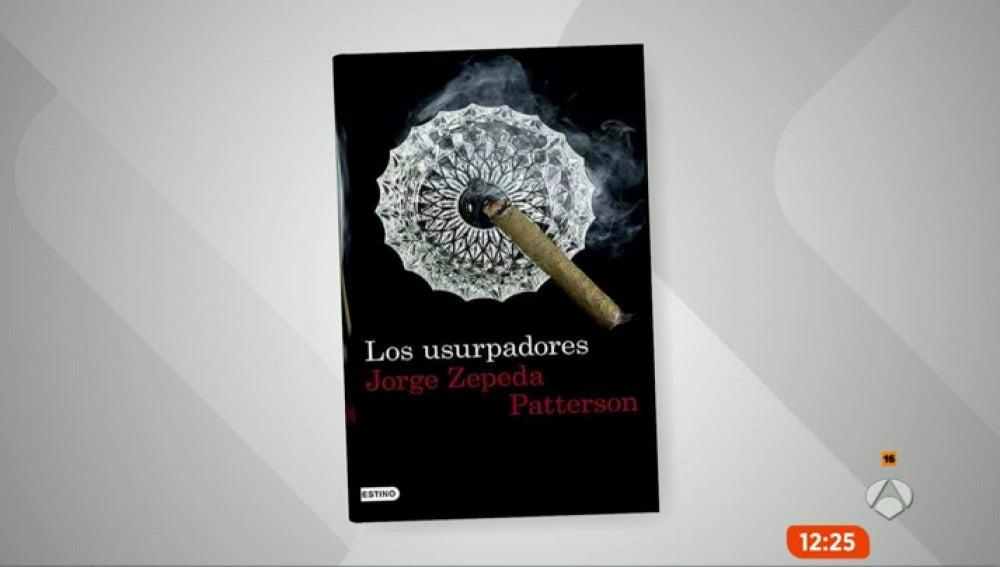 Frame 7.289018 de: Espejo Público recomienda 'Los usurpadores' de Jorge Zepeda y 'Tratado de Filosofía Zoom' de José Antonio Marina