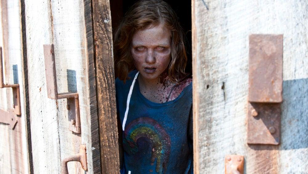 Sophia, la hija de Carol en 'The Walking Dead'