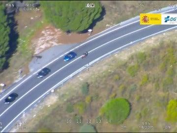 Frame 24.458197 de: Dispositivo especial de vigilancia y seguridad con motivo del Gran Premio de Motociclismo de Cheste