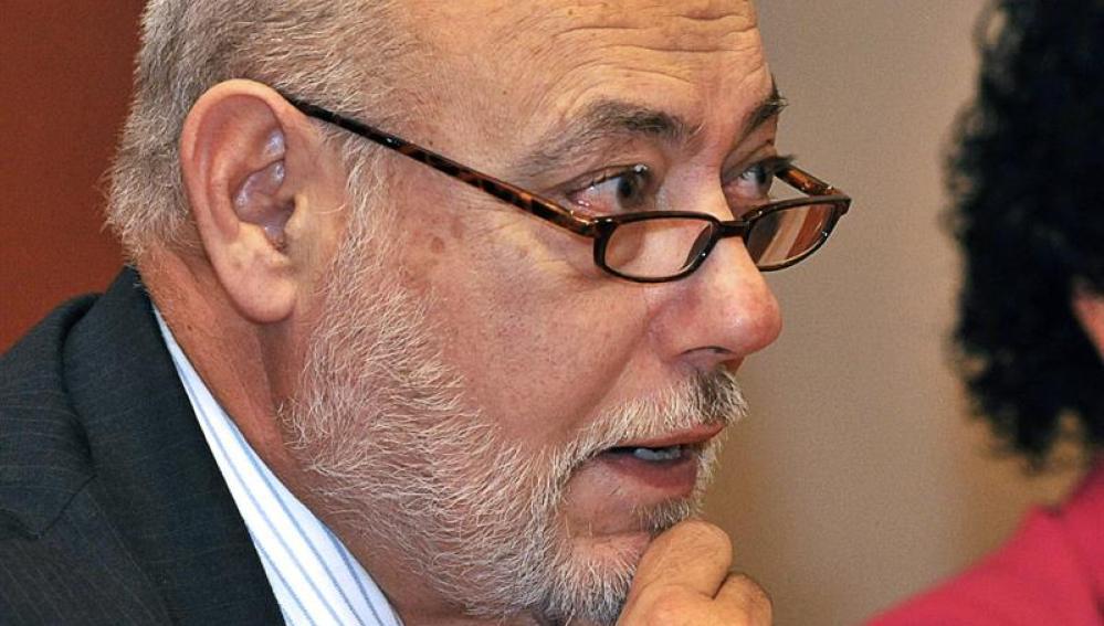 José Manuel Maza, magistrado del Supremo