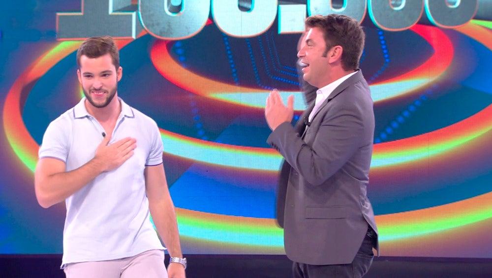 'Ahora Caigo' reparte su premio gordo de 100.000€