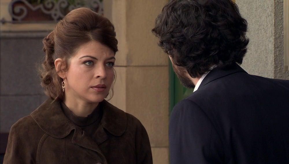 """Nuria a Jaime: """"esto se acabó"""""""