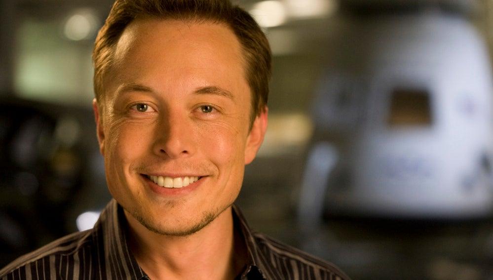 Elon Musk, director ejecutivo de Tesla