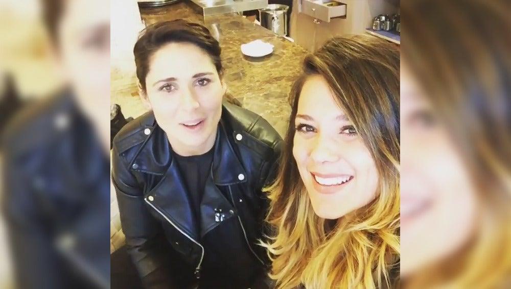 Lorena Gómez y Rosa López nos abren su corazón