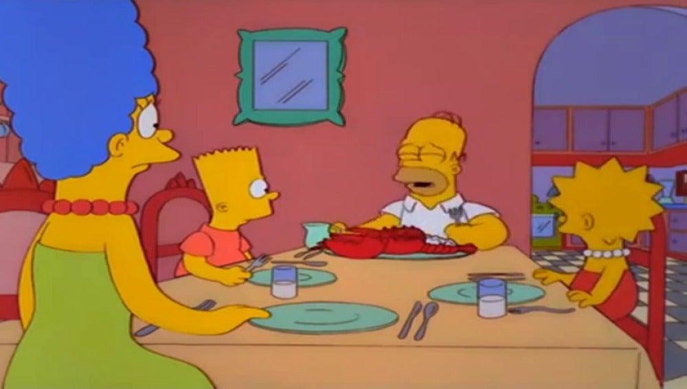 Frame 74.575658 de:  La universidad de Glasgow imparte un curso sobre el contenido filosófico de 'Los Simpson'