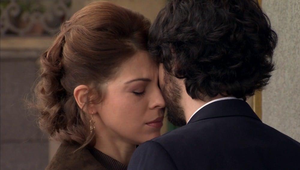 """Nuría a Jaime: """"Tú no estás enamorado de mí"""""""