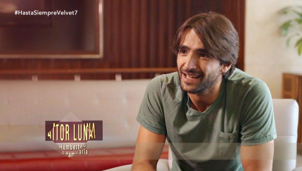"""Aitor Luna: """"Humberto tiene una homosexualidad no resuelta"""""""
