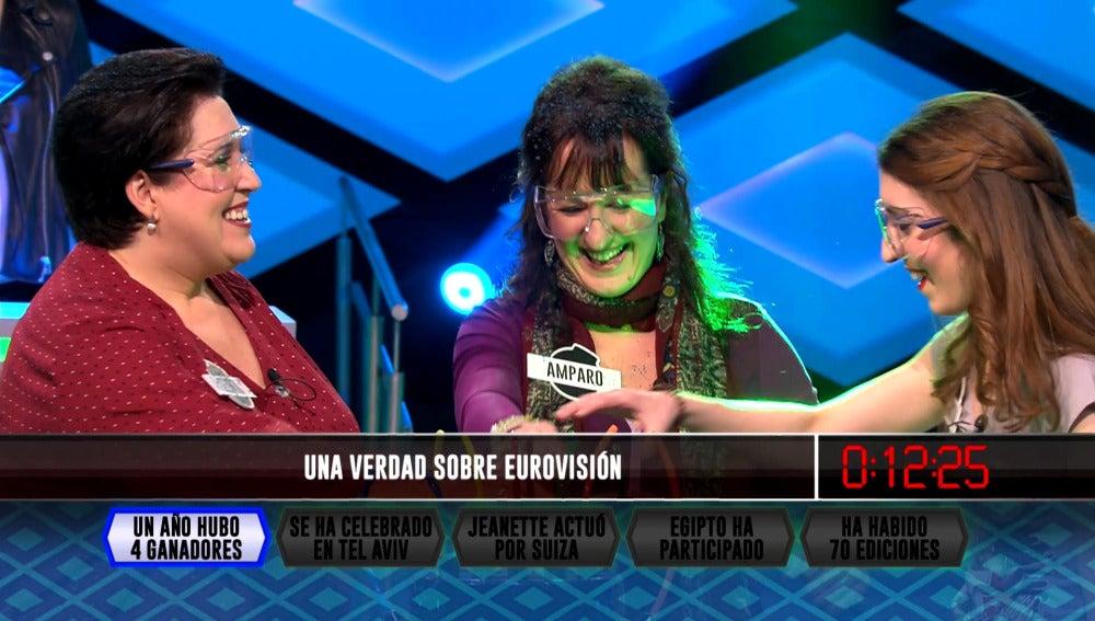 Una verdad sobre Eurovisión en '¡Boom!'