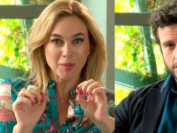 Diego Martín y Marta Hazas te animan a adquirir objetos de 'Velvet' por una buena causa