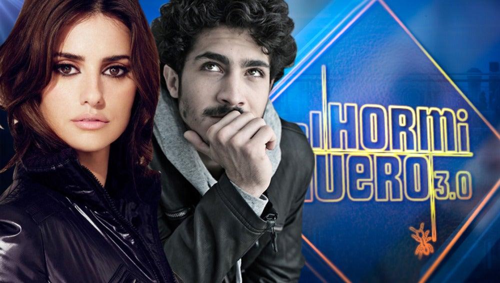 Penélope Cruz y Chino Darín presentarán 'La reina de España' en 'El Hormiguero 3.0' el jueves