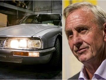 El mítico Citroën SM de Johan Cruyff