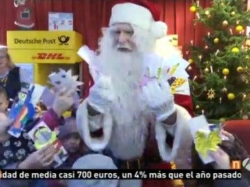 Papá Noel en Alemania