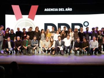 Los ganadores del premio Agencia del Año