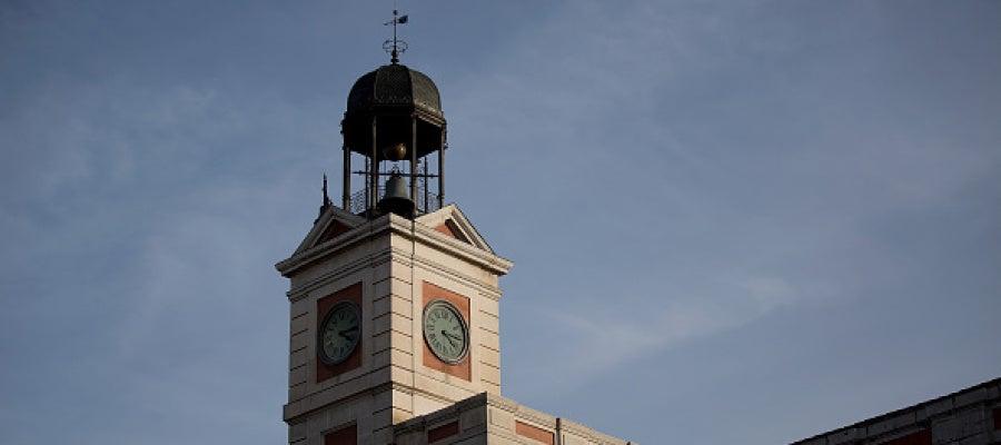 Antena 3 tv el reloj de la puerta del sol celebra sus for Puerta del sol en directo ahora