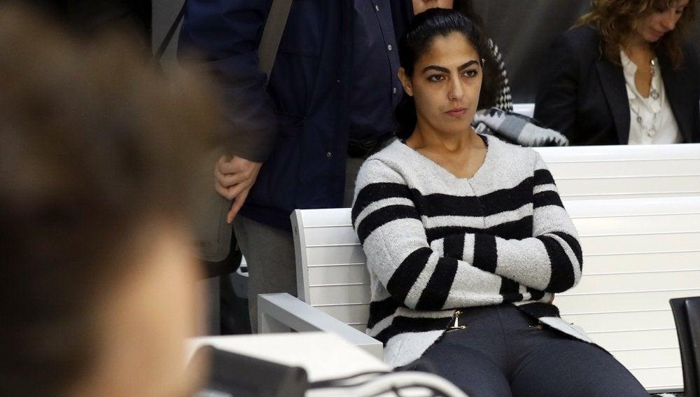 Samira Yerou, condenada por yihadismo en España