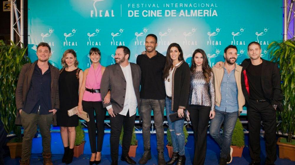 'Mar de Plástico' recibe en Almería el premio 'Filming Almería'
