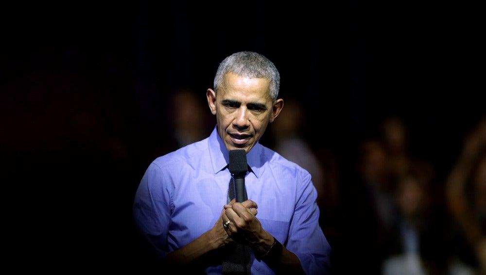 Barack Obama en Lima