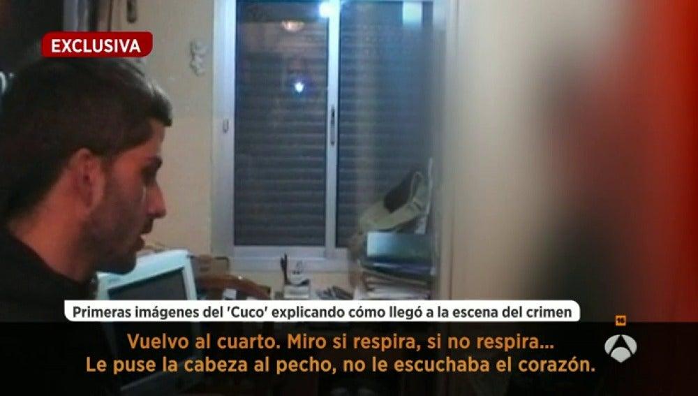 """Frame 33.44886 de: Carcaño confiesa el crimen de Marta del Castillo y se derrumba ante el juez: """"Le puse la cabeza en el pecho y no le escuché el corazón"""""""