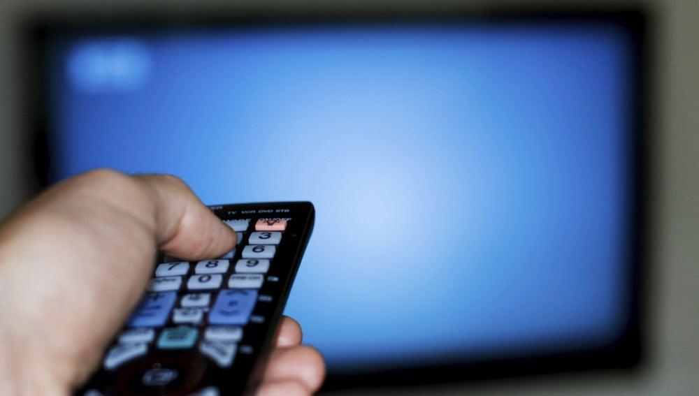 Mando de televisión