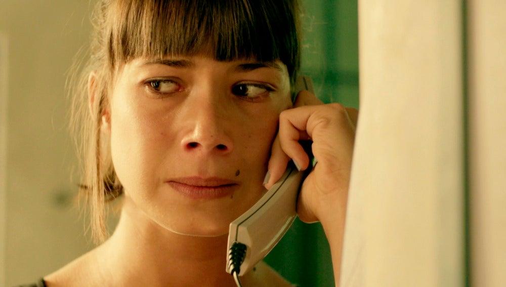 """Pilar habla con Lucas: """"Tienes que cuidar de nuestro hijo"""""""