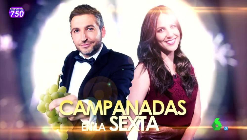 Frank Blanco e Irene Junquera darán las Campanadas en laSexta