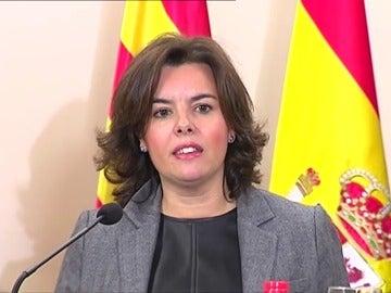 Frame 23.478741 de: La vicepresidenta ofrece diálogo y pide lealtad institucional
