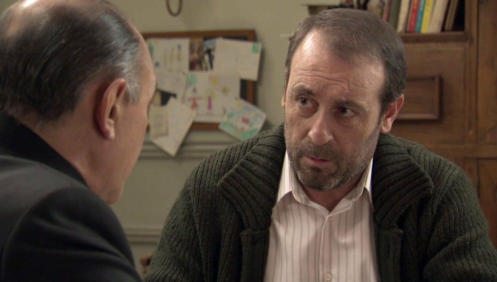 "Benito: ""Siento algo por Benigna"""