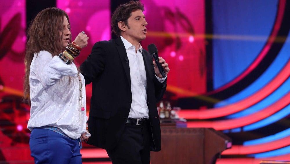 Yolanda Ramos, la primera concursante que canta en 'élfico'