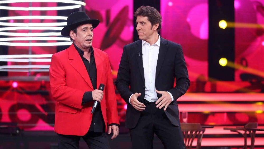 """Lolita a Juan: """"Me encantaría que el público te viera como te he visto yo esta gala"""""""