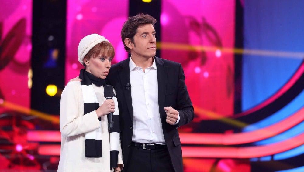 """Carlos Latre, a Beatriz: """"Ha sido sensible, dulce y un momento único"""""""
