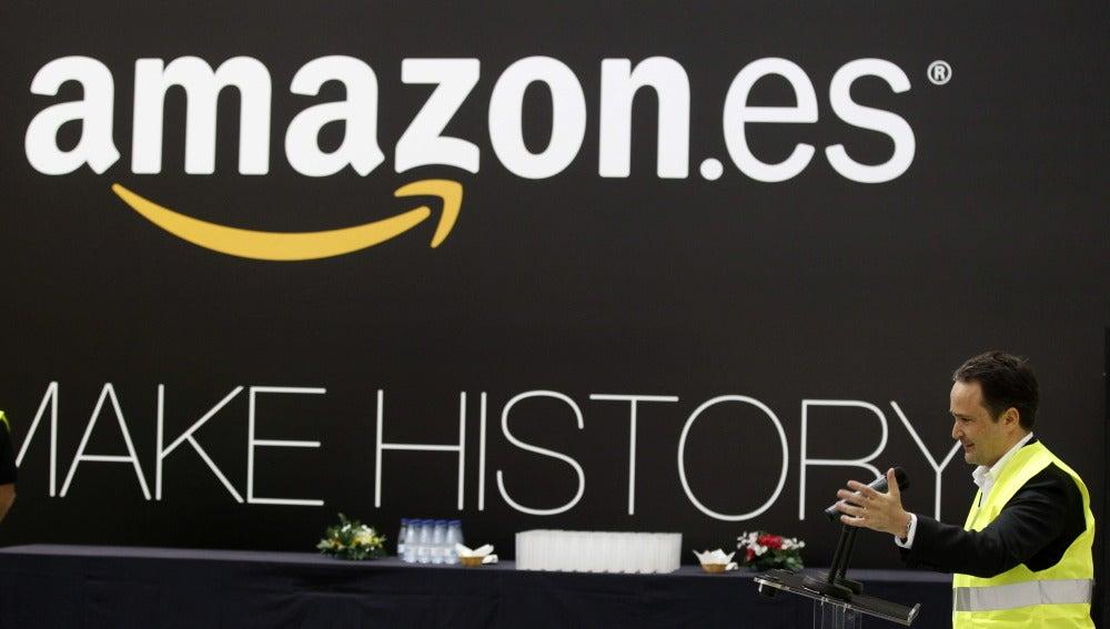 Amazon bate récords en el Black Friday