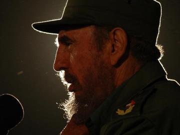 Fidel Castro, líder de la Revolución Cubana
