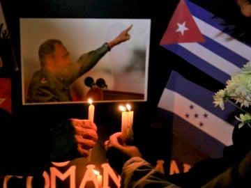 Cuba se prepara para rendir un gran homenaje a Fidel Castro